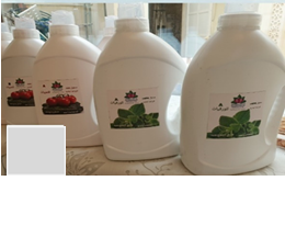 Hydroponics Nutrients Bloom A&B